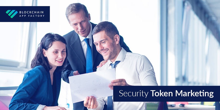 Security Token Marketing | STO Marketing