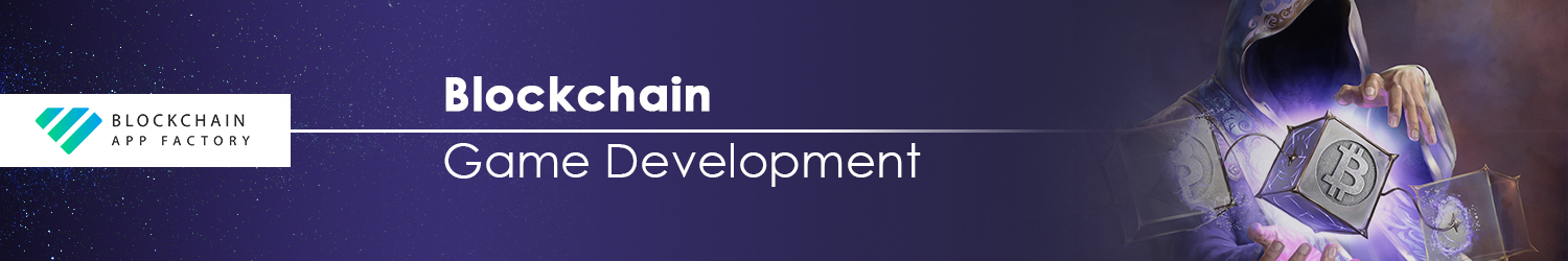 Blockchain Game Development