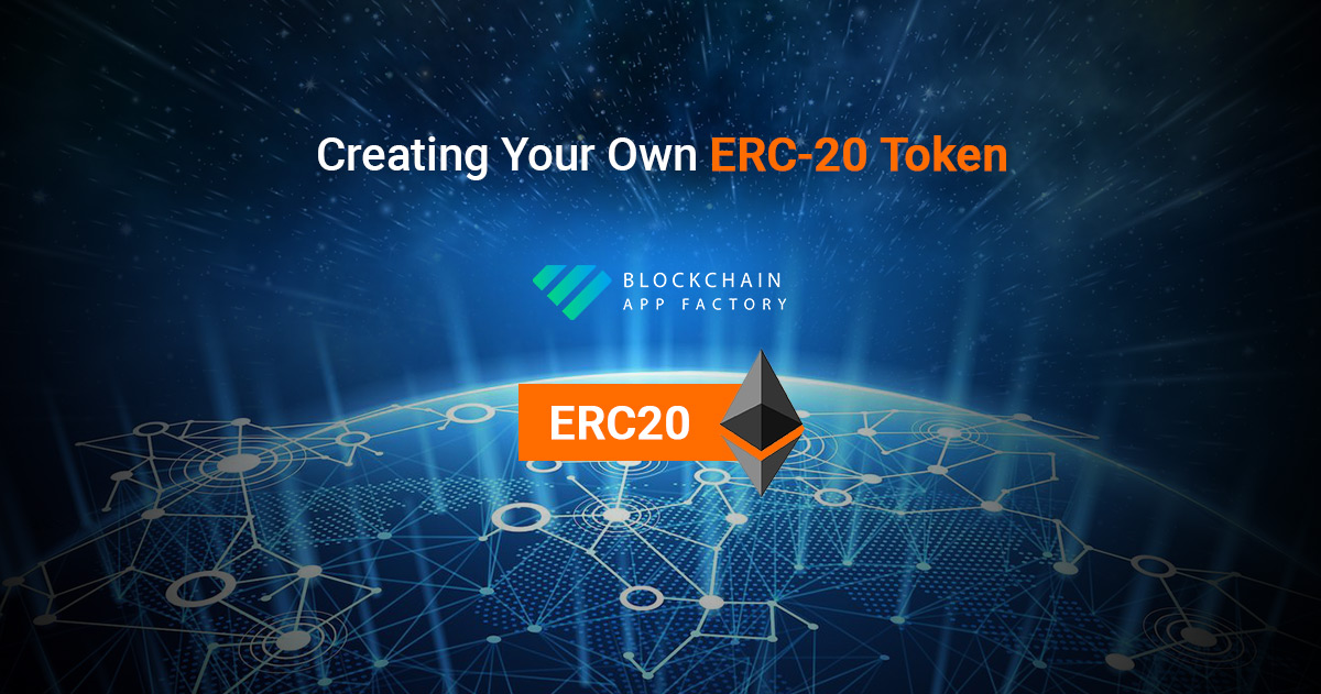 Creating Your Own ERC-20 Token