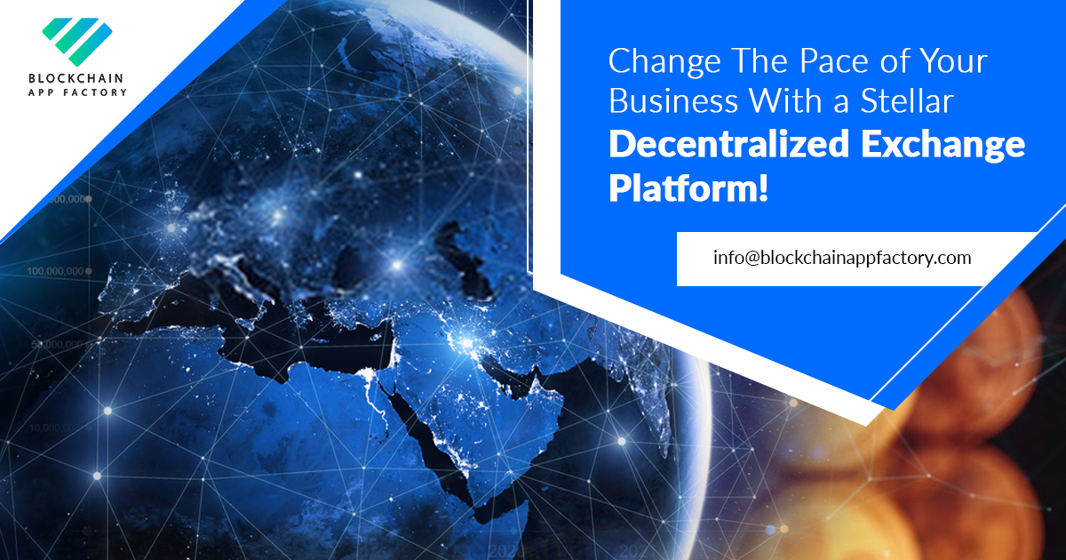 decentralized exchange development
