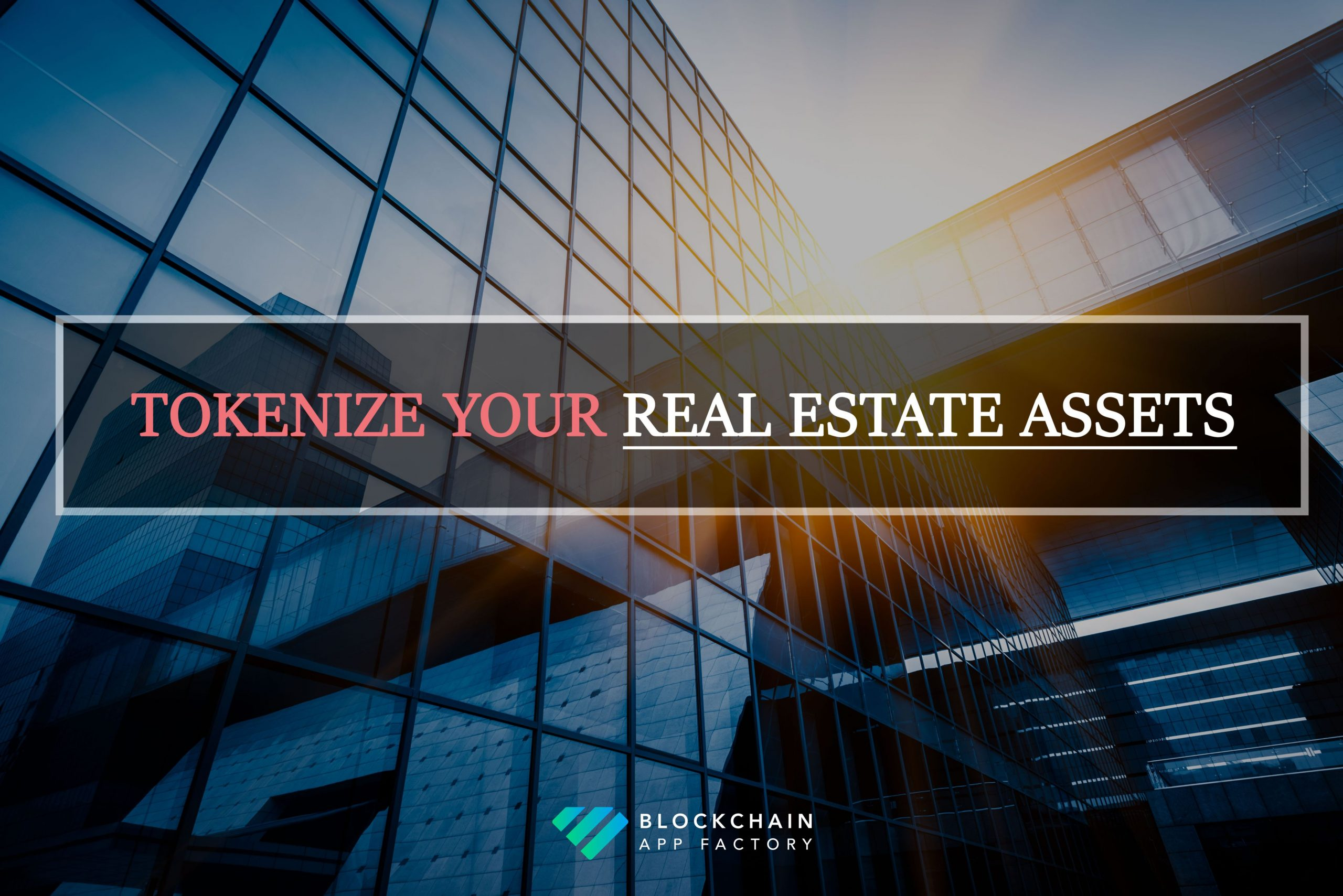 tokenize your real estate asset