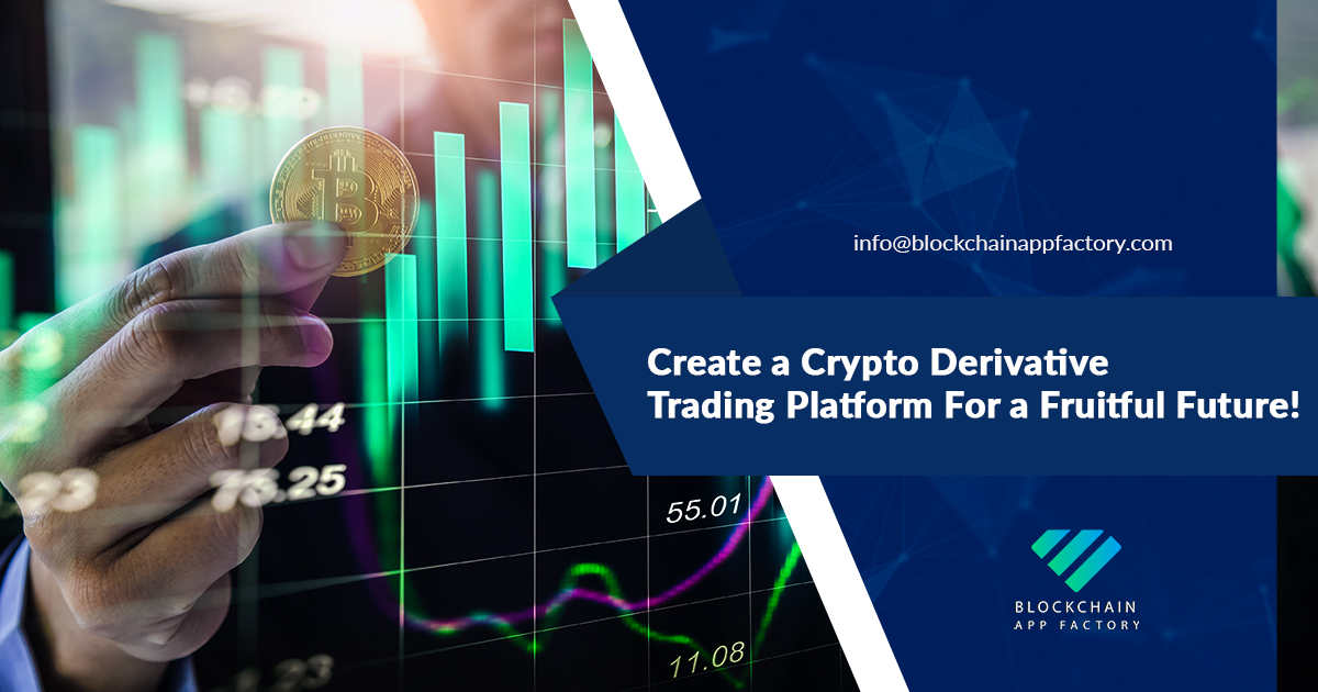 crypto derivative trading platforms