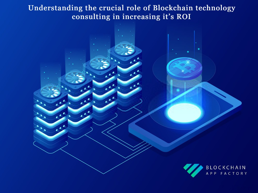 Blockchain technology consulting