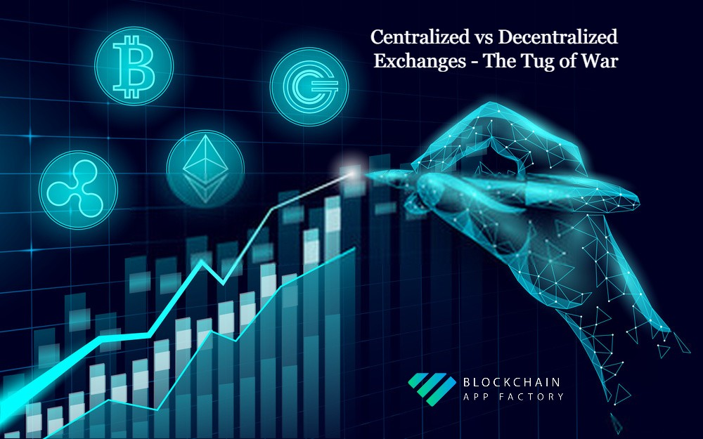 Centralized vs Decentralized Exchanges - The Tug of War