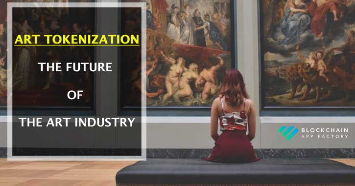 art tokenization