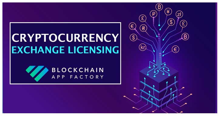 Cryptocurrency Exchange Licensing