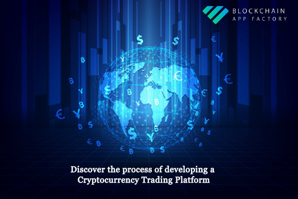 Cryptocurrency Trading software Platform
