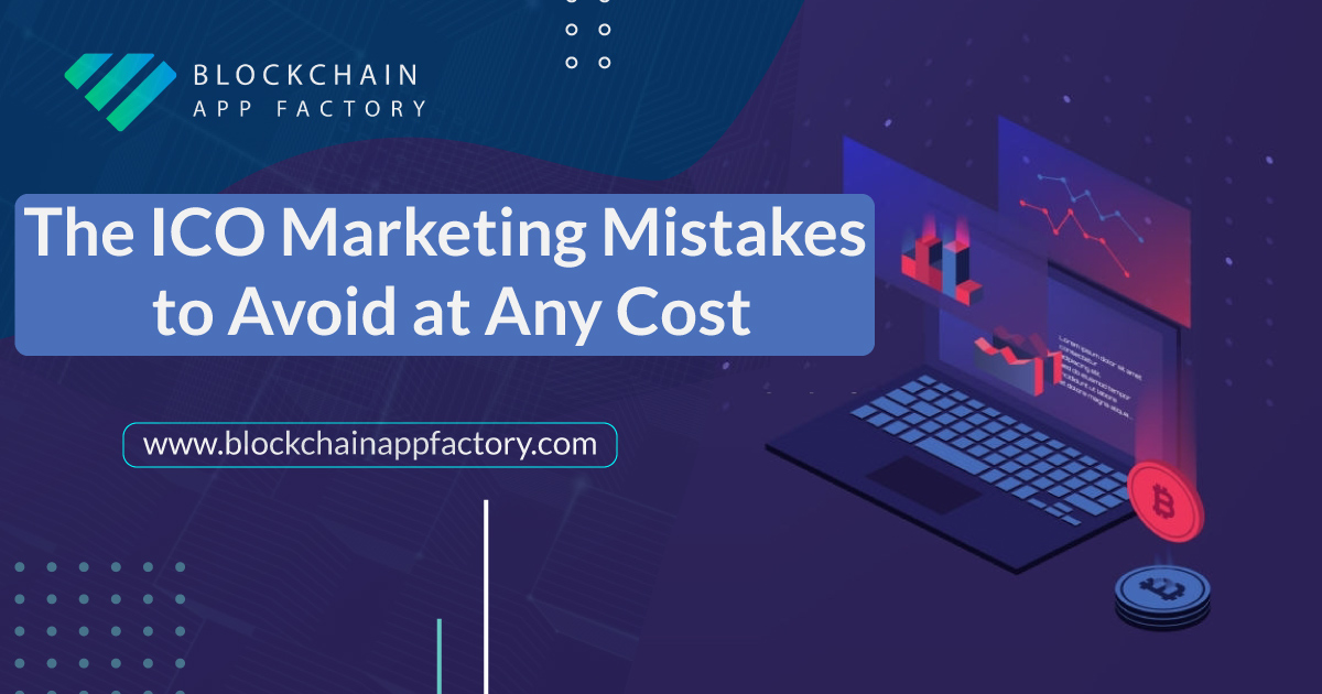 ICO Marketing Mistakes