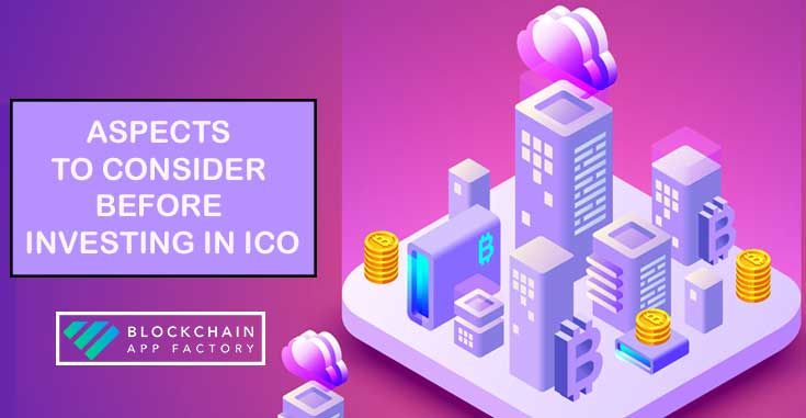 Factors to be Consider Before Investing an ICO