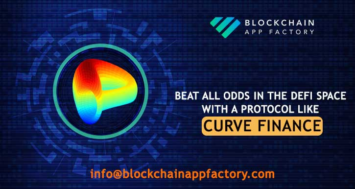 Launch a prolific protocol like Curve Finance